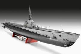 REVELL  05168 1:72 US Navy Gato Class Submarine ab 13 Jahre