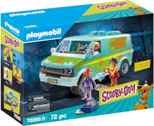 PLAYMOBIL 70286 SCOOBY-DOO! Mystery Machine