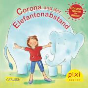 Pixi 2513: Corona und der Elefantenabstand (24x1 Exemplar)