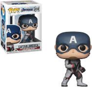 FunkoPop! Marvel: Avengers Endgame Captain America